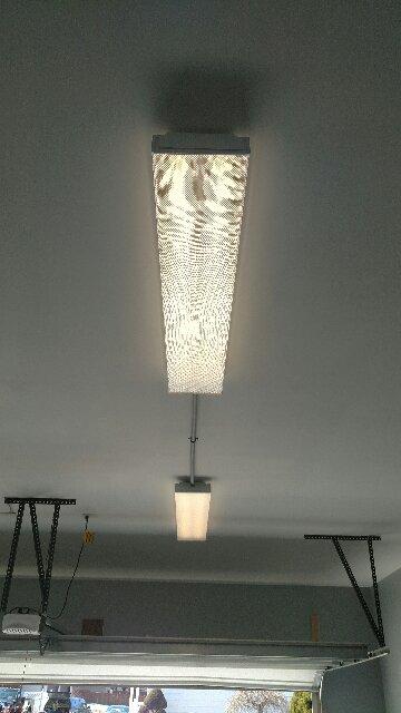 led-lighting-upgrade-west-hartford-3 & Garage LED Lighting Upgrade on Echo Lane in West Hartford CT azcodes.com