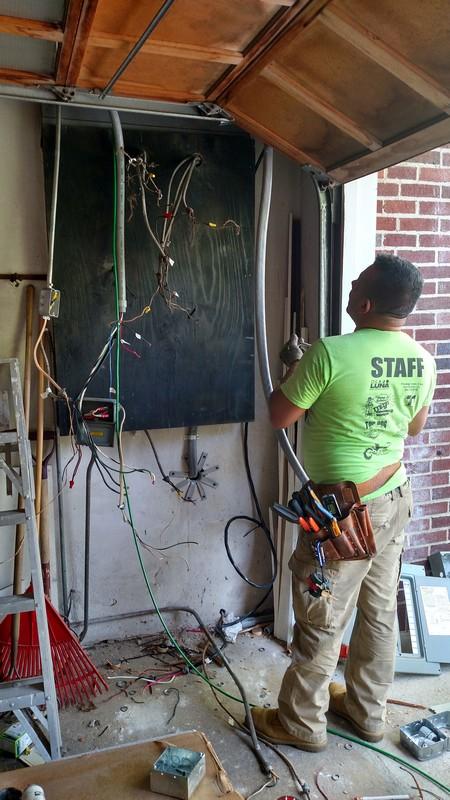 200 Amp Leviton Panel Upgrade in West Hartford, CT
